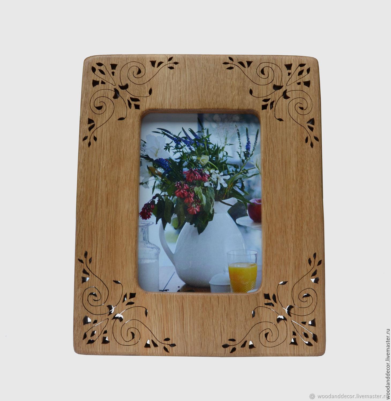 Photo frame carved ' Provence', Photo frames, Ufa,  Фото №1