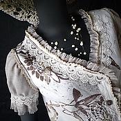Одежда ручной работы. Ярмарка Мастеров - ручная работа Комплект «Бохо – барышня». Handmade.