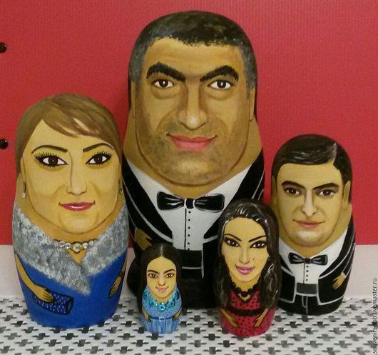 Семья из Армении