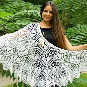 Аксессуары handmade. Livemaster - original item Drape crochet. Handmade.