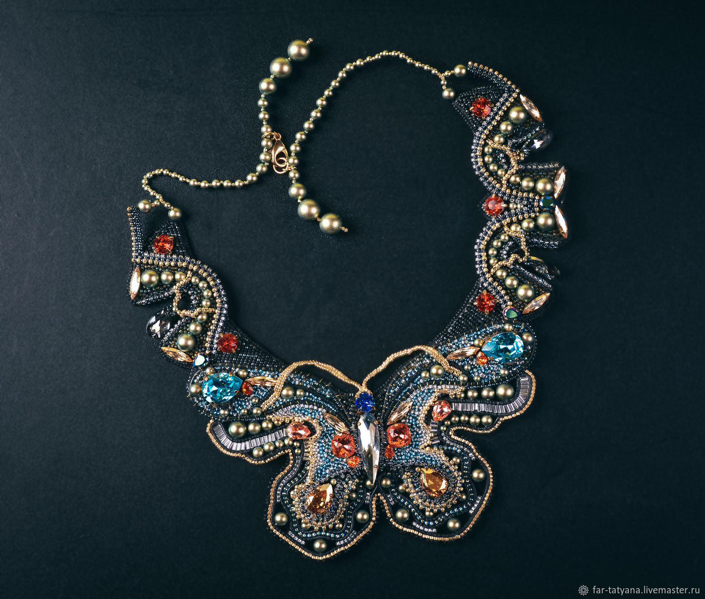 Monarch, Necklace, St. Petersburg,  Фото №1