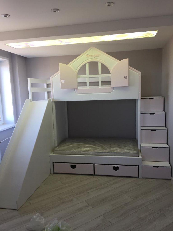 Детская ручной работы. Ярмарка Мастеров - ручная работа. Купить Кроватка «Дворец». Handmade. Мебель, кроватка детская, кроватка на заказ
