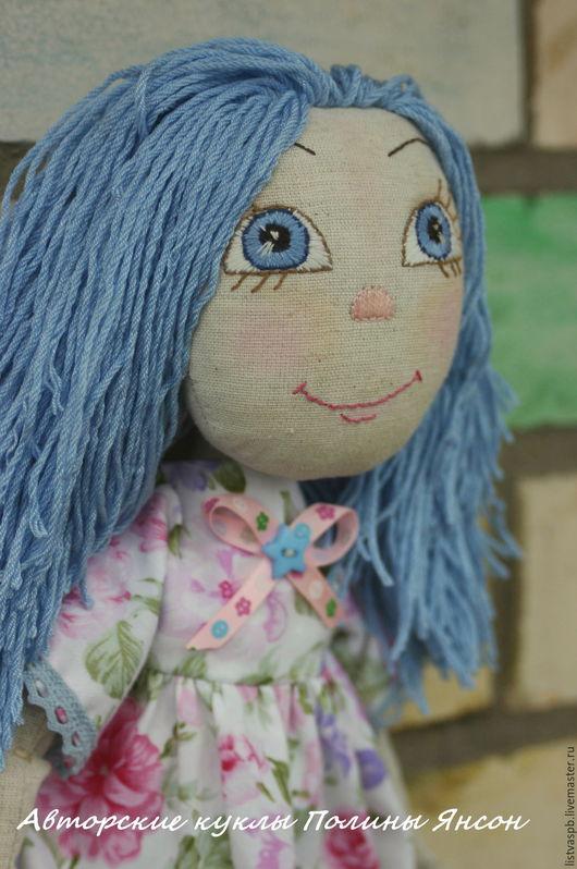 Коллекционные куклы ручной работы. Ярмарка Мастеров - ручная работа. Купить Мальвина.Игровая кукла. Интерьерная кукла. Текстильная кукла.. Handmade.
