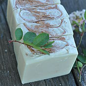 Косметика ручной работы. Ярмарка Мастеров - ручная работа Дикий жасмин, нежное натуральное мыло. Handmade.