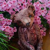 Куклы и игрушки ручной работы. Ярмарка Мастеров - ручная работа Медведь Тедди РОЗИ. Handmade.