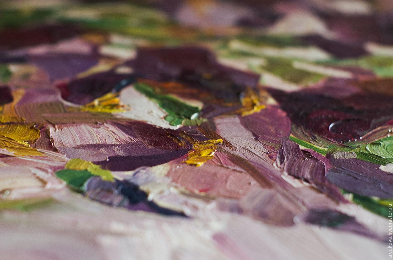 Цветы в вазе картина ирис ирисы букет ирисов букет с цветами цветы фиолетовые сиреневые цветы картина купить в Москве лето натюрморт цветы Ирисы маслом на холсте Картина лето Летние цветы холст