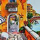 Город ручной работы. Венеция. Татьяна витражные картины (Kem-Tatiana). Ярмарка Мастеров. Цветы, стекло