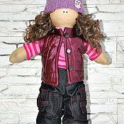 Куклы и игрушки ручной работы. Ярмарка Мастеров - ручная работа кукла ручная работа. Handmade.