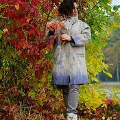"Одежда ручной работы. Ярмарка Мастеров - ручная работа Пальто ""осенняя рапсодия дождя"". Handmade."
