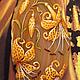 """Кулоны, подвески ручной работы. Ярмарка Мастеров - ручная работа. Купить """"Царские кудри"""" кулон. Handmade. Рыжий, яркий"""