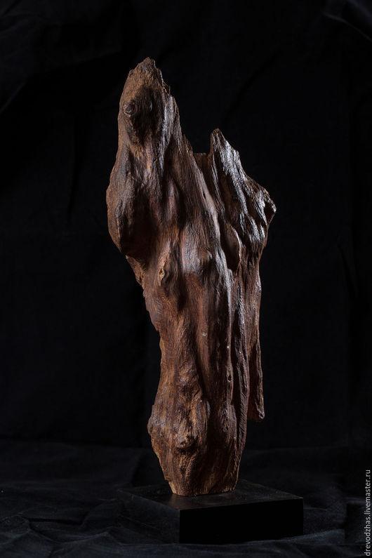 Фен-шуй ручной работы. Ярмарка Мастеров - ручная работа. Купить Скульптура из Агарового дерева «Пламя». Handmade. Скульптура, агар