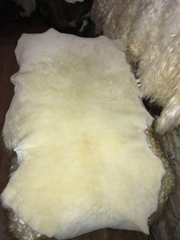 Австралийский мутон белый, Ковры, Махачкала,  Фото №1