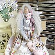 Куклы и игрушки ручной работы. Ярмарка Мастеров - ручная работа Тильда Фея Чайная роза. Handmade.