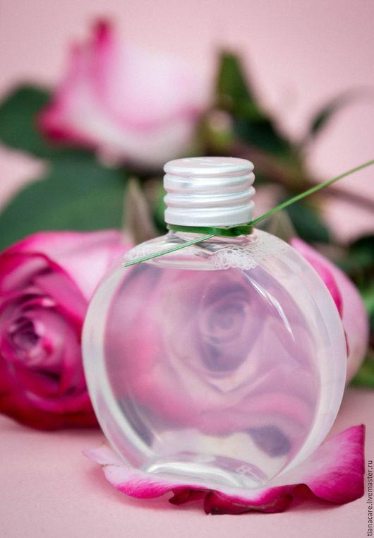 Тоники ручной работы. Ярмарка Мастеров - ручная работа. Купить Мицеллярная вода. Handmade. Белый, Гидролат розы, гидролат василька