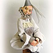 Куклы и игрушки ручной работы. Ярмарка Мастеров - ручная работа коллекционная авторская кукла ПАРИС (ПРОДАН). Handmade.