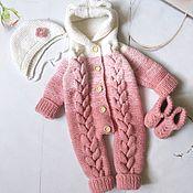 Одежда детская handmade. Livemaster - original item Set for discharge from the hospital