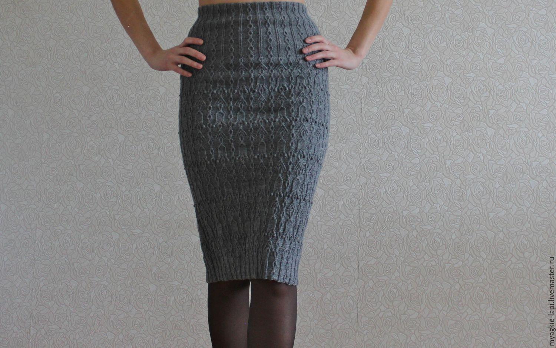 Вязание на спицах юбки для девочек 10 лет