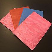 Чехол ручной работы. Ярмарка Мастеров - ручная работа Чехол для паспорта. Handmade.