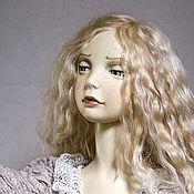 Куклы и игрушки ручной работы. Ярмарка Мастеров - ручная работа Александра Авторская коллекционная кукла. Handmade.