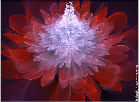 Картина `Тайские цветы`. Размер рамы 60х40 см, крепления в комплекте. Цена 6020 руб.