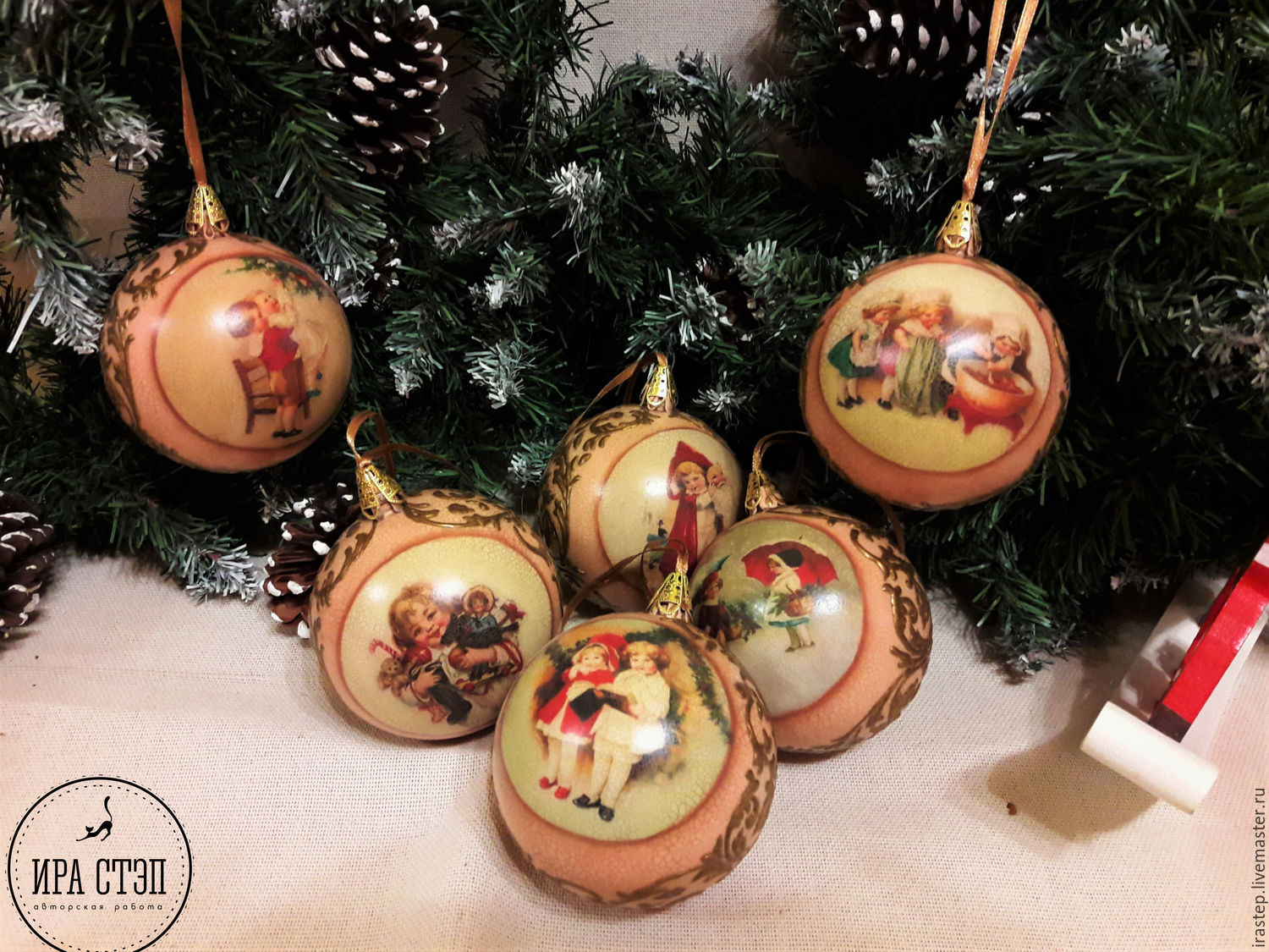 Christmas toys ' Waiting for a miracle', Christmas decorations, Rostov-on-Don,  Фото №1