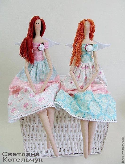 Куклы Тильды ручной работы. Ярмарка Мастеров - ручная работа. Купить Тильда Ангел в подарок. Handmade. Тильда, тильда принцесса