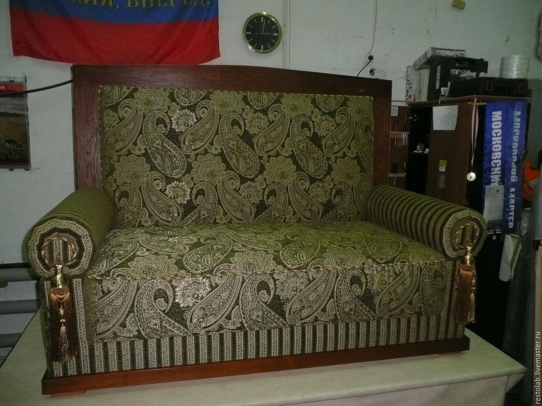 обновить старый диван фото закуска