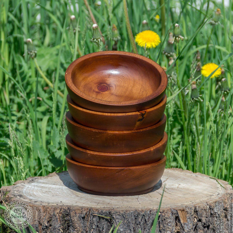 Pine Wooden Plates (5#14, Utensils, Novokuznetsk,  Фото №1