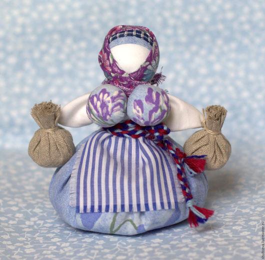 Народные куклы ручной работы. Ярмарка Мастеров - ручная работа. Купить традиционная кукла Кубышка-травница. Handmade. Комбинированный, для дома