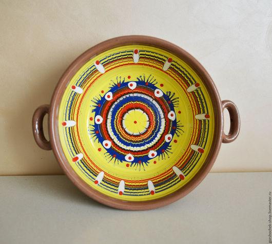 Кухня ручной работы. Ярмарка Мастеров - ручная работа. Купить Форма для запекания (1,25 л, 23 см). Handmade.