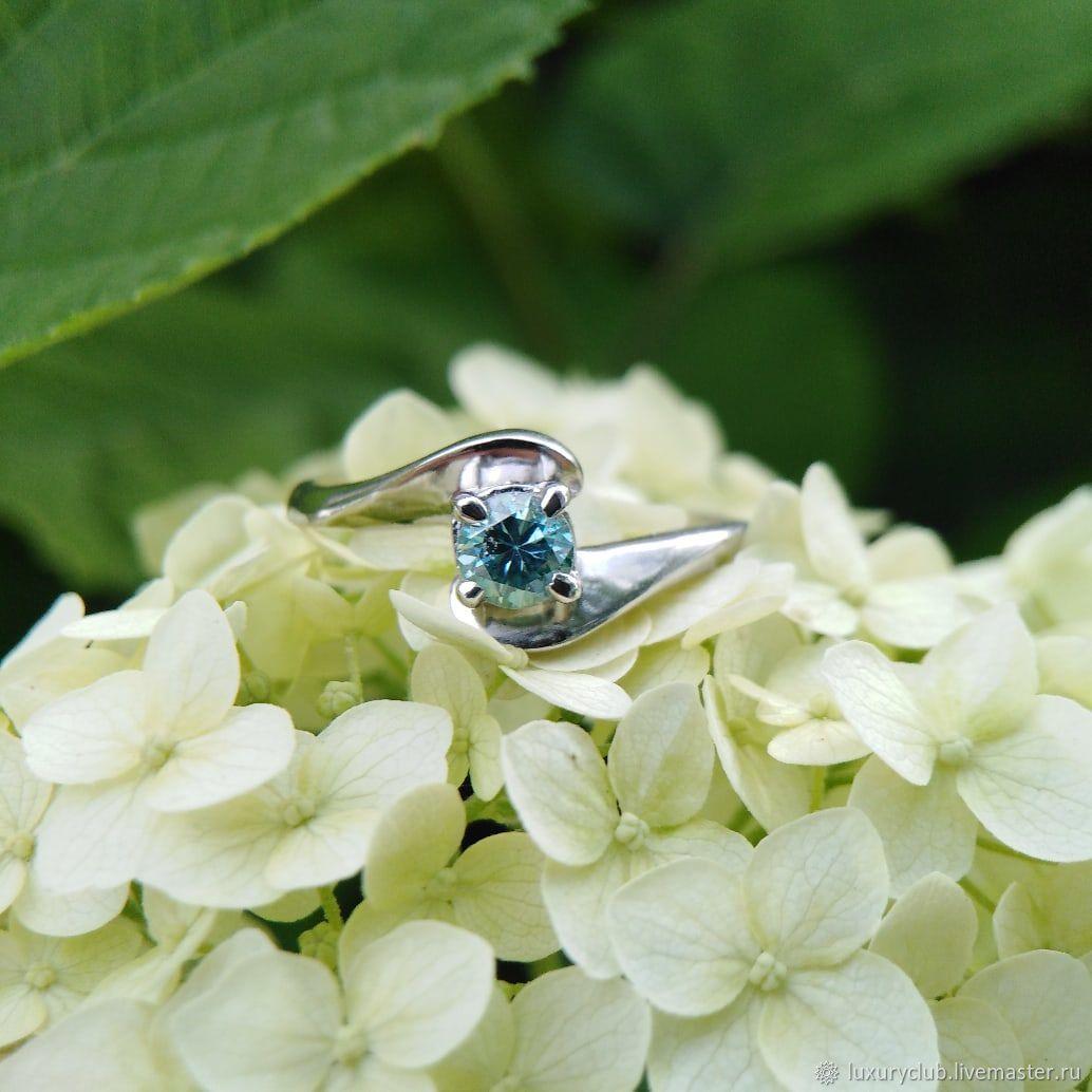 19p diamond Ring 'Starry sky' buy, Rings, Tolyatti,  Фото №1