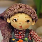 Куклы и игрушки ручной работы. Ярмарка Мастеров - ручная работа Текстильная кукла Малышок.. Handmade.