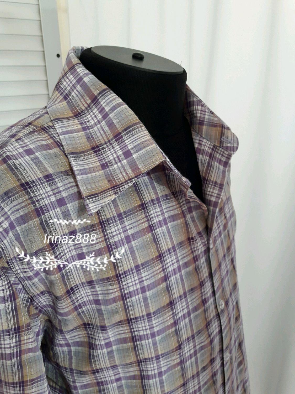 Мужская рубашка по инд. размерам, Рубашки, Москва,  Фото №1