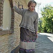 """Одежда ручной работы. Ярмарка Мастеров - ручная работа Костюм """"Голубка"""". Handmade."""