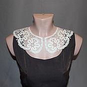 Аксессуары handmade. Livemaster - original item Lace collar Ringtone. Handmade.