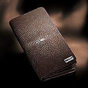 Сумки и аксессуары handmade. Livemaster - original item Purse: Purse made of premium Stingray leather. Handmade.