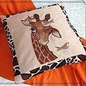 Для дома и интерьера handmade. Livemaster - original item Pillowcase 40*40