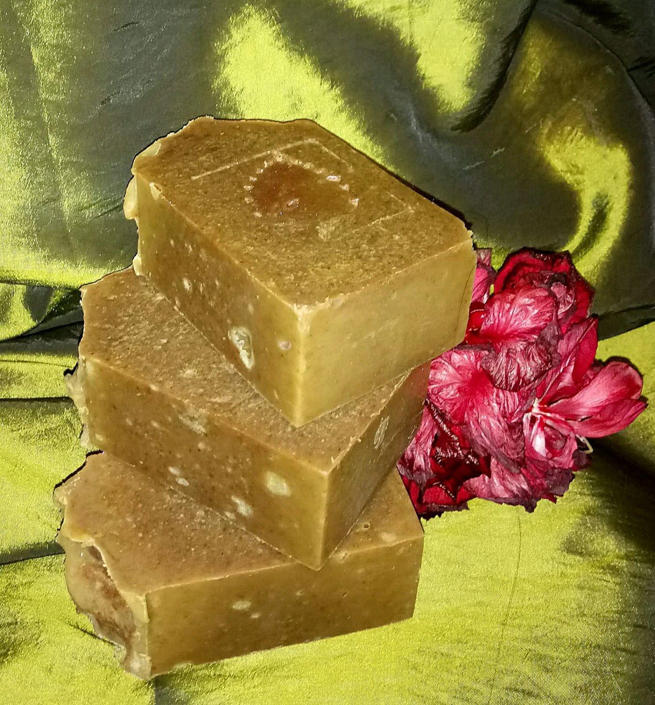 Шампуневое мыло с Дамасской розой, Мыло, Москва,  Фото №1