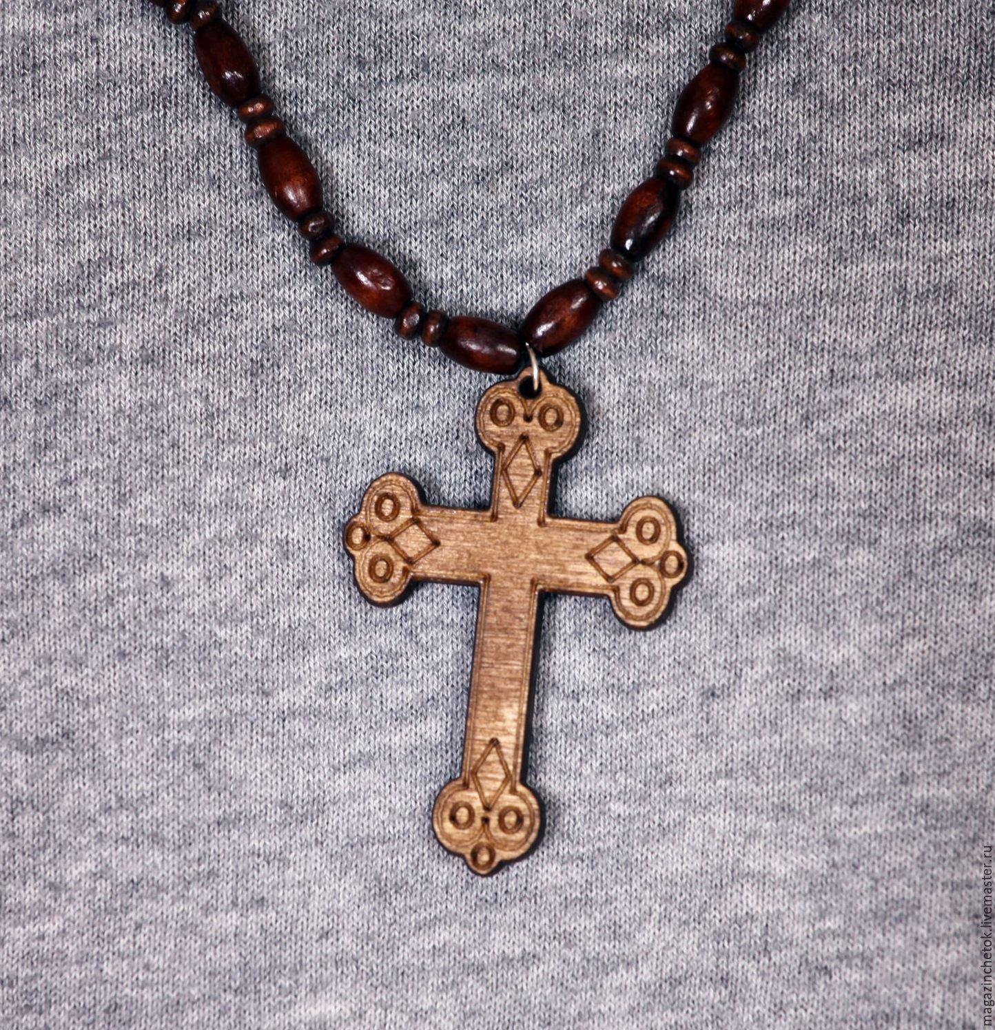 Подарок мужчине крест
