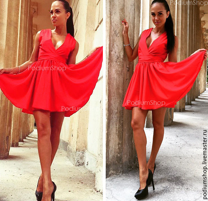 Платье с юбкой солнце купить москва