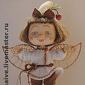 """Куклы и игрушки ручной работы. Ярмарка Мастеров - ручная работа кукла """"Ангел Ванечка"""". Handmade."""