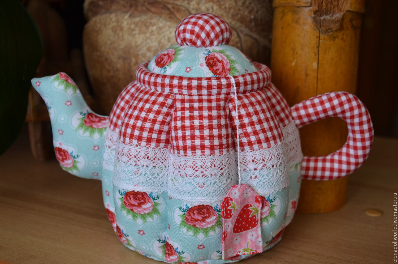 Грелка на чайник своими руками Полезные советы 8