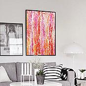 Картины и панно handmade. Livemaster - original item Painting abstraction to buy, Major key. Handmade.