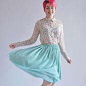 Одежда handmade. Livemaster - original item Skirt-tutu chiffon. Handmade.
