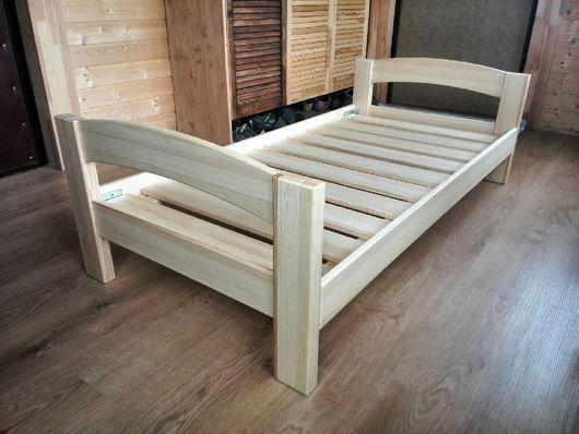 Детская ручной работы. Ярмарка Мастеров - ручная работа. Купить Детская кровать. Handmade. Монтессори, кровать, детская кровать