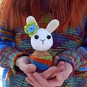 Куклы и игрушки ручной работы. Ярмарка Мастеров - ручная работа Кактус-зайка. Handmade.