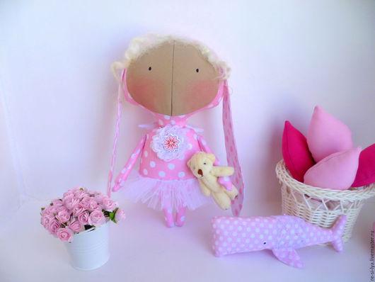 Куклы Тильды ручной работы. Ярмарка Мастеров - ручная работа. Купить Тильда кукла Sweetheart Doll,Милая кукла ,тильда принцесса,зайка.. Handmade.