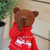Куклы и игрушки handmade. Livemaster - original item Teddy Bear Truffle. Handmade.