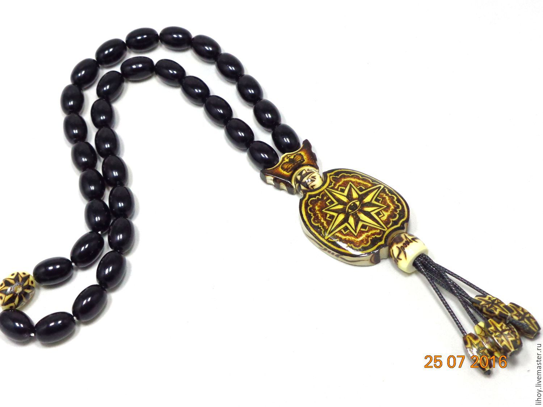 Как сделать православные четки своими руками из бусин 12