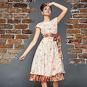 Одежда ручной работы. Ярмарка Мастеров - ручная работа летнее платье и 3 в 1.часть третья. Handmade.